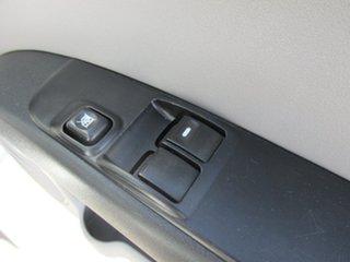2008 Mitsubishi Triton ML MY09 GL 4x2 White 5 Speed Manual Cab Chassis