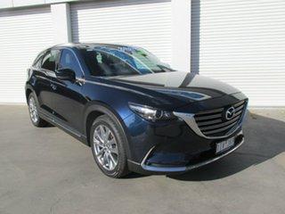 2016 Mazda CX-9 TC GT SKYACTIV-Drive i-ACTIV AWD Deep Crystal Blue 6 Speed Sports Automatic Wagon.
