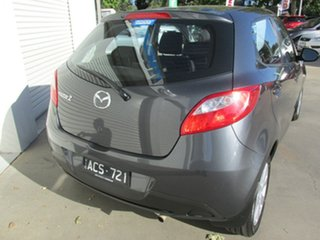 2014 Mazda 2 DE10Y2 MY14 Neo Sport Grey 5 Speed Manual Hatchback