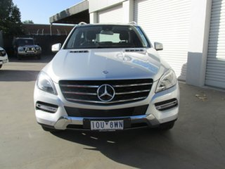 2015 Mercedes-Benz ML350 W166 MY805 BlueTEC 7G-Tronic + 7 Speed Sports Automatic Wagon.