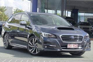2017 Subaru Levorg V1 MY18 1.6 GT CVT AWD Premium Grey 6 Speed Constant Variable Wagon.