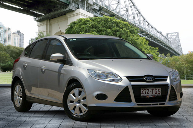 Used Ford Focus LW MkII Ambiente PwrShift, 2013 Ford Focus LW MkII Ambiente PwrShift Silver 6 Speed Sports Automatic Dual Clutch Hatchback