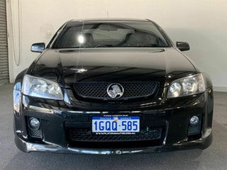 2007 Holden Commodore VE SV6 Black 5 Speed Sports Automatic Sedan