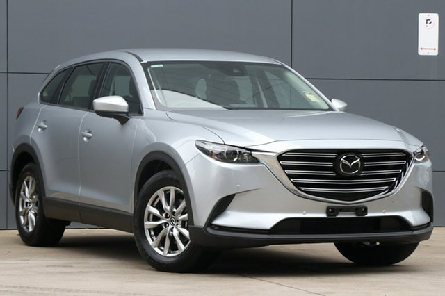 New Mazda CX-9 TC Touring SKYACTIV-Drive, 2018 Mazda CX-9 TC Touring SKYACTIV-Drive Sonic Silver 6 Speed Sports Automatic Wagon