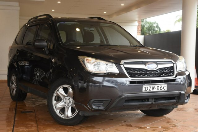 Used Subaru Forester S4 MY13 2.0i AWD, 2013 Subaru Forester S4 MY13 2.0i AWD Gunmetal 6 Speed Manual SUV