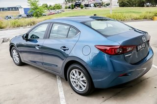 2018 Mazda 3 BN5278 Maxx SKYACTIV-Drive Sport Eternal Blue 6 Speed Sports Automatic Sedan.