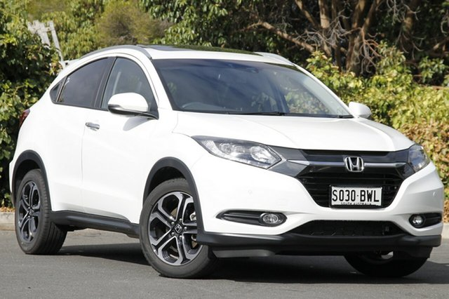 Used Honda HR-V MY17 VTi-L, 2018 Honda HR-V MY17 VTi-L White Orchid 1 Speed Constant Variable Hatchback