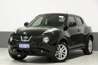 2013 Nissan Juke F15 ST-S (FWD) Black 6 Speed Manual Wagon.