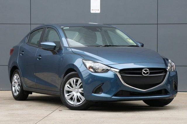 New Mazda 2 DL2SAA Neo SKYACTIV-Drive, 2018 Mazda 2 DL2SAA Neo SKYACTIV-Drive Eternal Blue 6 Speed Sports Automatic Sedan