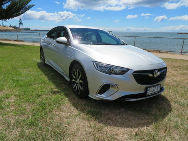 Used Holden Commodore ZB MY18 RS Liftback AWD, 2018 Holden Commodore ZB MY18 RS Liftback AWD Nitrate 9 Speed Sports Automatic Liftback