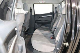 2013 Holden Colorado RG MY14 LTZ (4x4) Black 6 Speed Automatic Crew Cab Pickup