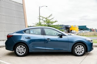 2018 Mazda 3 BN5278 Maxx SKYACTIV-Drive Sport Eternal Blue 6 Speed Sports Automatic Sedan