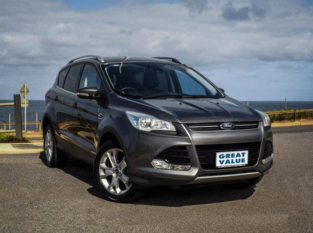 Used Ford Kuga TF Trend, 2013 Ford Kuga TF Trend Grey 6 Speed Sports Automatic Wagon