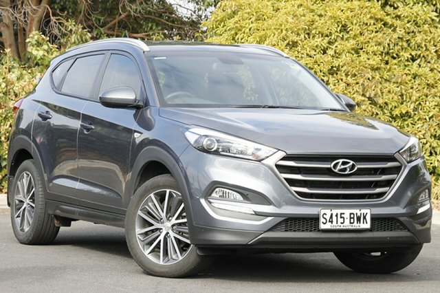 Used Hyundai Tucson TL Active X 2WD, 2015 Hyundai Tucson TL Active X 2WD Grey 6 Speed Sports Automatic Wagon
