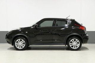 2013 Nissan Juke F15 ST-S (FWD) Black 6 Speed Manual Wagon