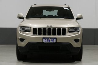 2015 Jeep Grand Cherokee WK MY15 Laredo (4x4) Champagne 8 Speed Automatic Wagon.