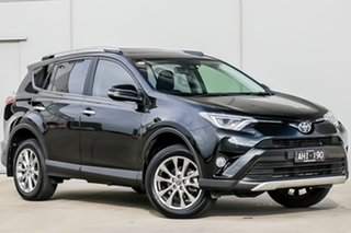 2016 Toyota RAV4 ASA44R Cruiser AWD 6 Speed Sports Automatic Wagon.