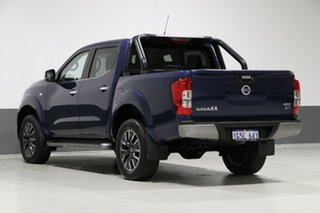 2017 Nissan Navara D23 Series II ST N-Sport (special Edition) Blue 7 Speed Automatic