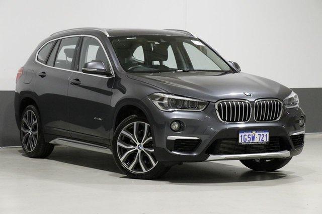 Used BMW X1 F48 MY18 xDrive 25i M Sport, 2017 BMW X1 F48 MY18 xDrive 25i M Sport Grey 8 Speed Automatic Wagon