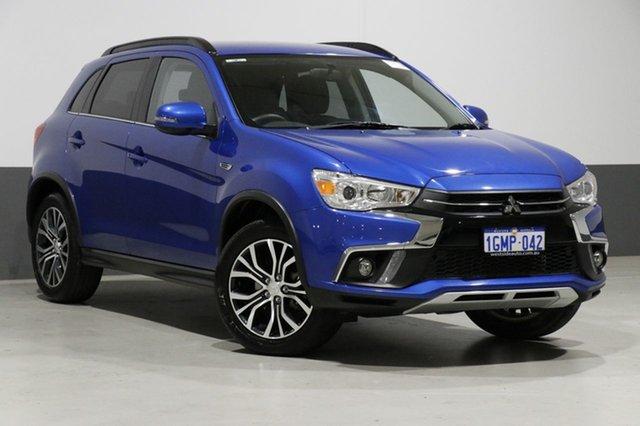 Used Mitsubishi ASX XC MY18 LS (2WD), 2018 Mitsubishi ASX XC MY18 LS (2WD) Blue Continuous Variable Wagon