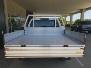 2018 Holden Colorado RG MY19 LS Crew Cab Summit White 6 Speed Sports Automatic Cab Chassis