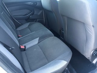 2012 Ford Focus LW Ambiente PwrShift Metallic Silver 6 Speed Sports Automatic Dual Clutch Hatchback