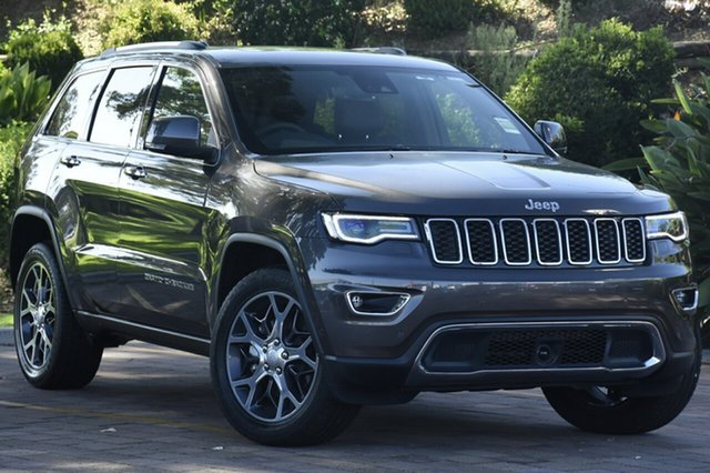 New Jeep Grand Cherokee WK MY19 Limited, 2018 Jeep Grand Cherokee WK MY19 Limited Granite Crystal Metallic 8 Speed Sports Automatic Wagon