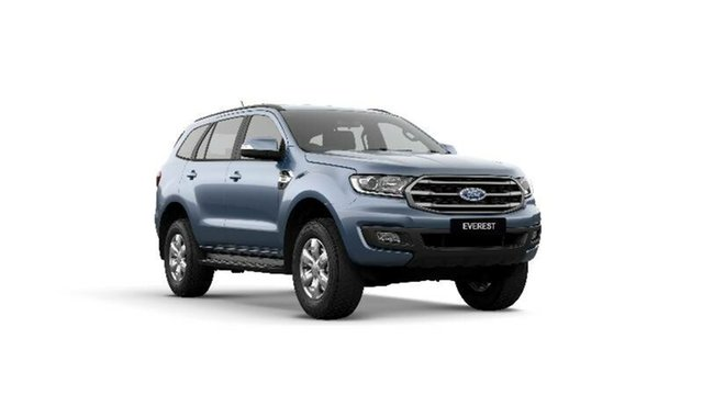New Ford Everest UA II 2019.00MY Ambiente RWD, 2018 Ford Everest UA II 2019.00MY Ambiente RWD Blue Reflex 6 Speed Sports Automatic SUV