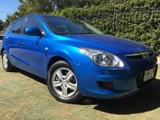 Used Hyundai i30 FD MY09 SX, 2009 Hyundai i30 FD MY09 SX Blue 4 Speed Automatic Hatchback