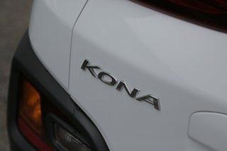 2018 Hyundai Kona OS.2 MY19 Go 2WD Chalk White 6 Speed Sports Automatic Wagon