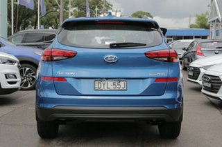 2018 Hyundai Tucson TL3 MY19 Go AWD Aqua Blue 8 Speed Sports Automatic Wagon