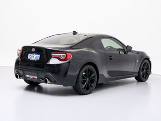 2016 Toyota 86 ZN6 MY15 GT Black 6 Speed Manual Coupe