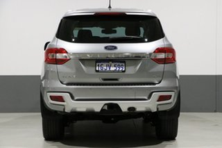 2016 Ford Everest UA MY17 Trend Silver 6 Speed Automatic Wagon