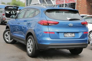 2018 Hyundai Tucson TL3 MY19 Go AWD Aqua Blue 8 Speed Sports Automatic Wagon.
