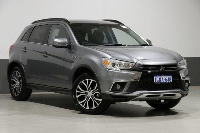 Used Mitsubishi ASX XC MY18 LS (2WD), 2018 Mitsubishi ASX XC MY18 LS (2WD) Titanium Continuous Variable Wagon