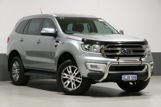 2016 Ford Everest UA MY17 Trend Silver 6 Speed Automatic Wagon.