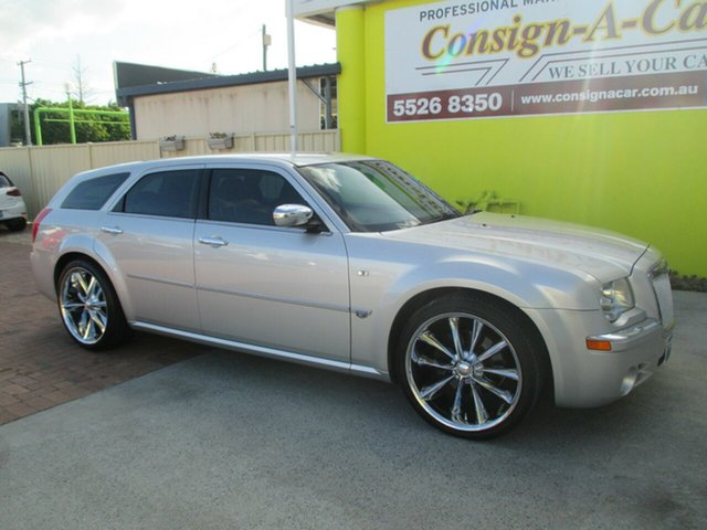 Used Chrysler 300C MY2008 Touring, 2008 Chrysler 300C MY2008 Touring Silver 5 Speed Sports Automatic Wagon