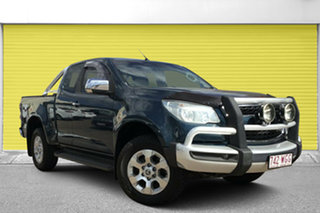 2015 Holden Colorado RG MY15 LTZ Space Cab Blue 6 Speed Sports Automatic Utility.