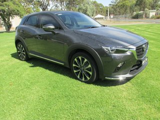 2018 Mazda CX-3 STOURING Grey 6 Speed Automatic Wagon.