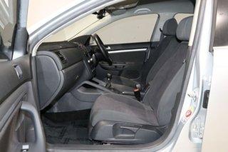 2007 Volkswagen Jetta 1KM MY08 Upgrade 2.0 TDI Silver 6 Speed Manual Sedan