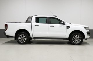 2017 Ford Ranger PX MkII MY18 Wildtrak 3.2 (4x4) White 6 Speed Automatic Dual Cab Pick-up