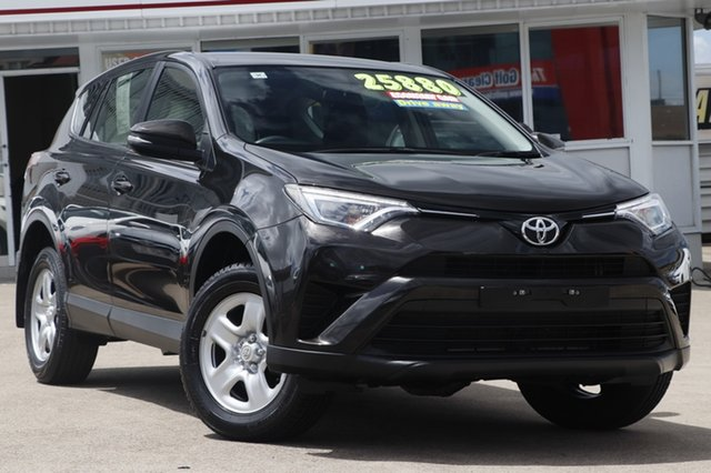 Used Toyota RAV4 ASA44R GX AWD, 2017 Toyota RAV4 ASA44R GX AWD Hazel 6 Speed Sports Automatic Wagon