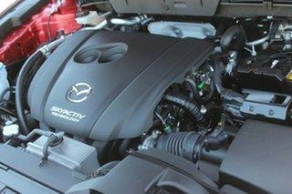 2018 Mazda CX-5 KF2W7A Maxx SKYACTIV-Drive FWD Red 6 Speed Sports Automatic Wagon