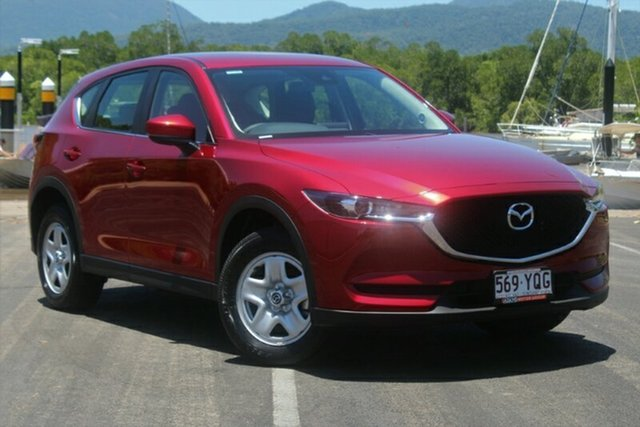 Used Mazda CX-5 KF2W7A Maxx SKYACTIV-Drive FWD, 2018 Mazda CX-5 KF2W7A Maxx SKYACTIV-Drive FWD Red 6 Speed Sports Automatic Wagon