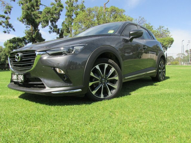 Demo Mazda CX-3  , 2018 Mazda CX-3 STOURING Grey 6 Speed Automatic Wagon
