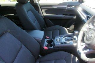 2018 Mazda CX-5 KF2W7A Maxx SKYACTIV-Drive FWD Red 6 Speed Sports Automatic Wagon.