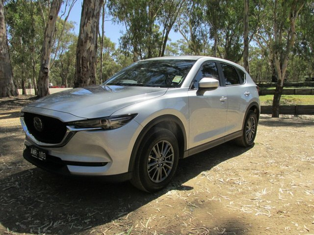 Demo Mazda CX-5  , 2018 Mazda CX-5 MAXX SPORT Silver 6 Speed Automatic Wagon