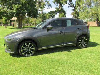 2018 Mazda CX-3 STOURING Grey 6 Speed Automatic Wagon