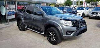 2018 Nissan Navara D23 S3 ST Black Edition Slate Grey 7 Speed Sports Automatic Utility.