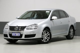 2007 Volkswagen Jetta 1KM MY08 Upgrade 2.0 TDI Silver 6 Speed Manual Sedan.